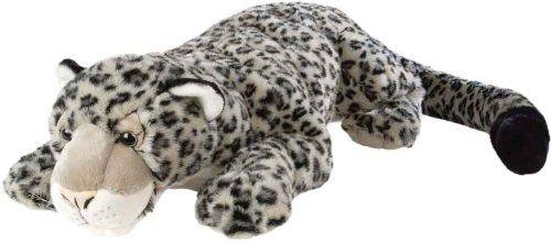 Cuddlekins Snow Leopard 30 Inch Teddy