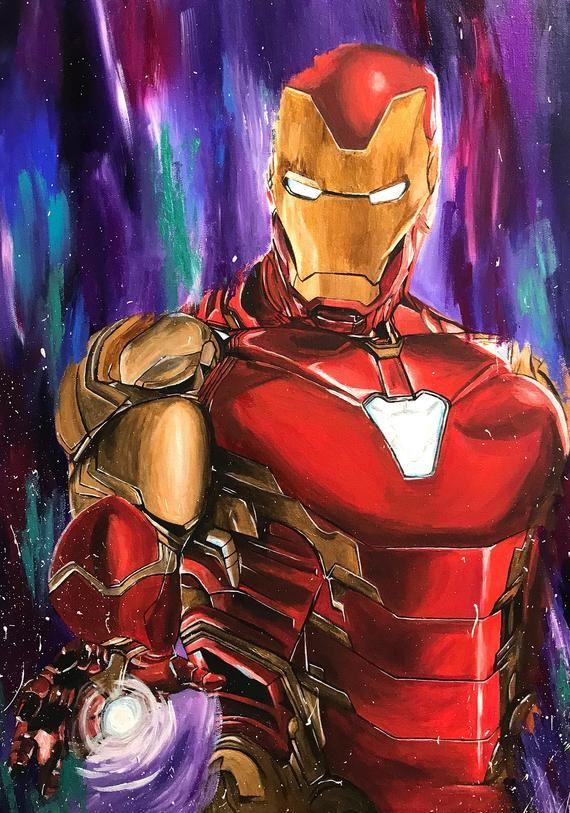 ironman endgame marvel superhero avengers tony stark