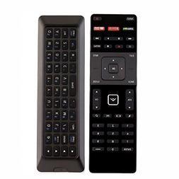 New VIZIO XRT510 Remote with WiFi Universal Backlit