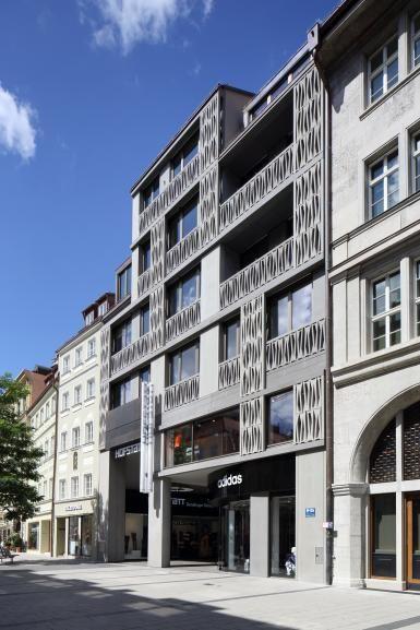 Architekten Suchen meili architekten umbau in münchen mit der