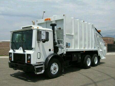 Rear Loader Trucks Rubbish Truck Garbage Truck