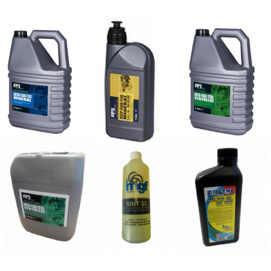 Do you have the compressor lubricant you need? We can