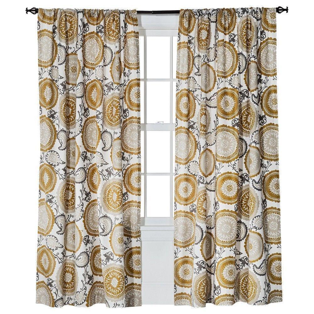Grayson silver gray jacquard fabric cloth bathroom bath shower curtain - Hardware