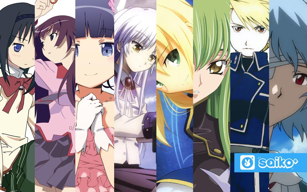 Anime Characters Kuudere : Kuudere characters we absolutely love read more on saiko