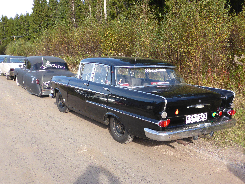 Opel Kapitän https://www.youtube.com/user/HotRodNisse1