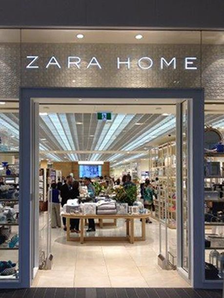 The greatly anticipated first zara home store in australia for Escaleras zara home