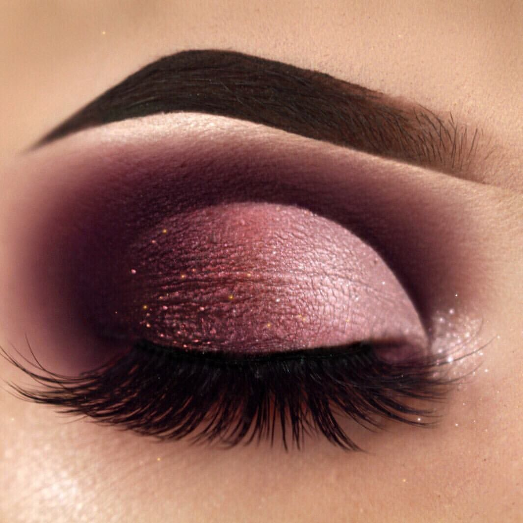 Morphe bling boss eye shadow eye makeup