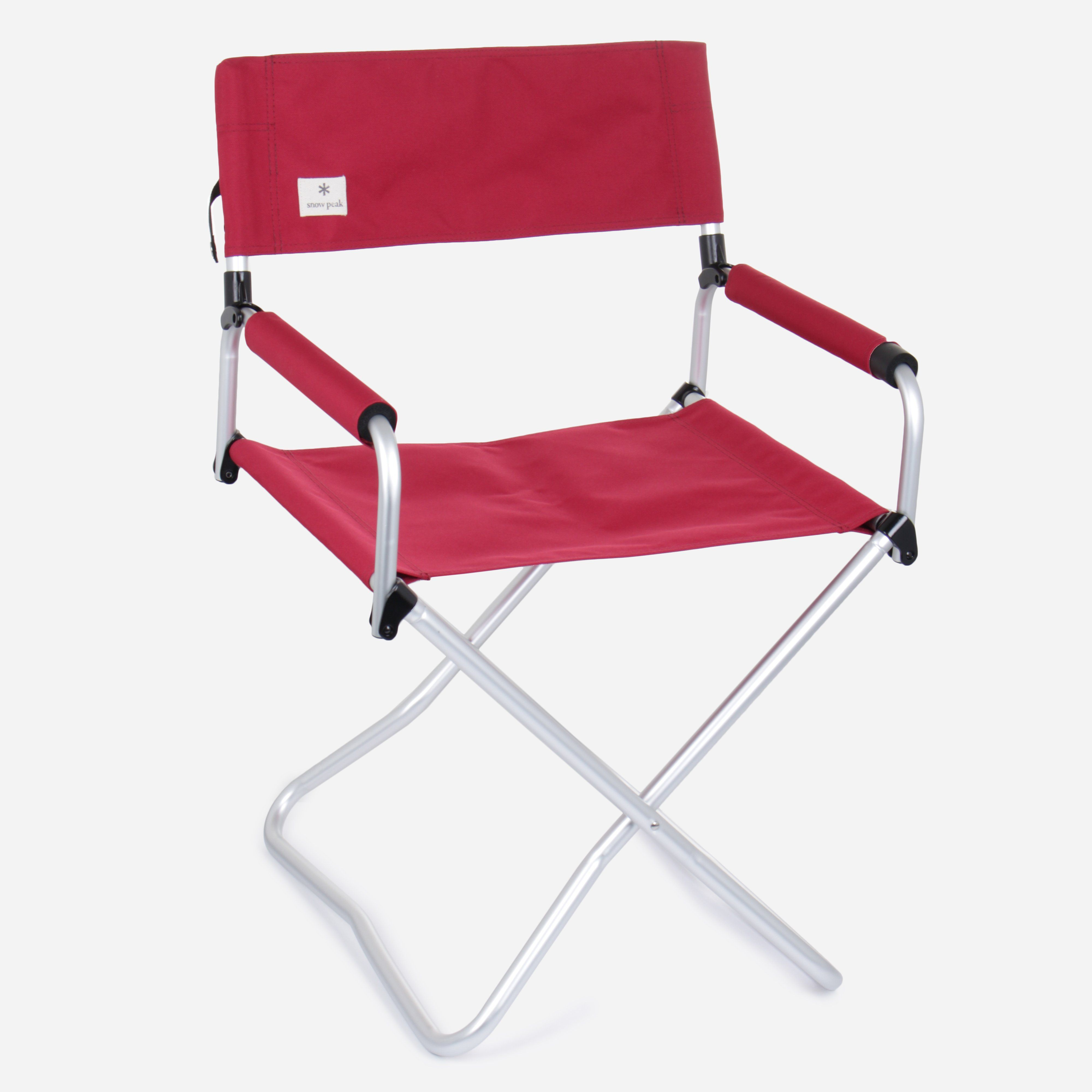 Snow Peak Folding Chair in 2019 Folding chair, Hip store