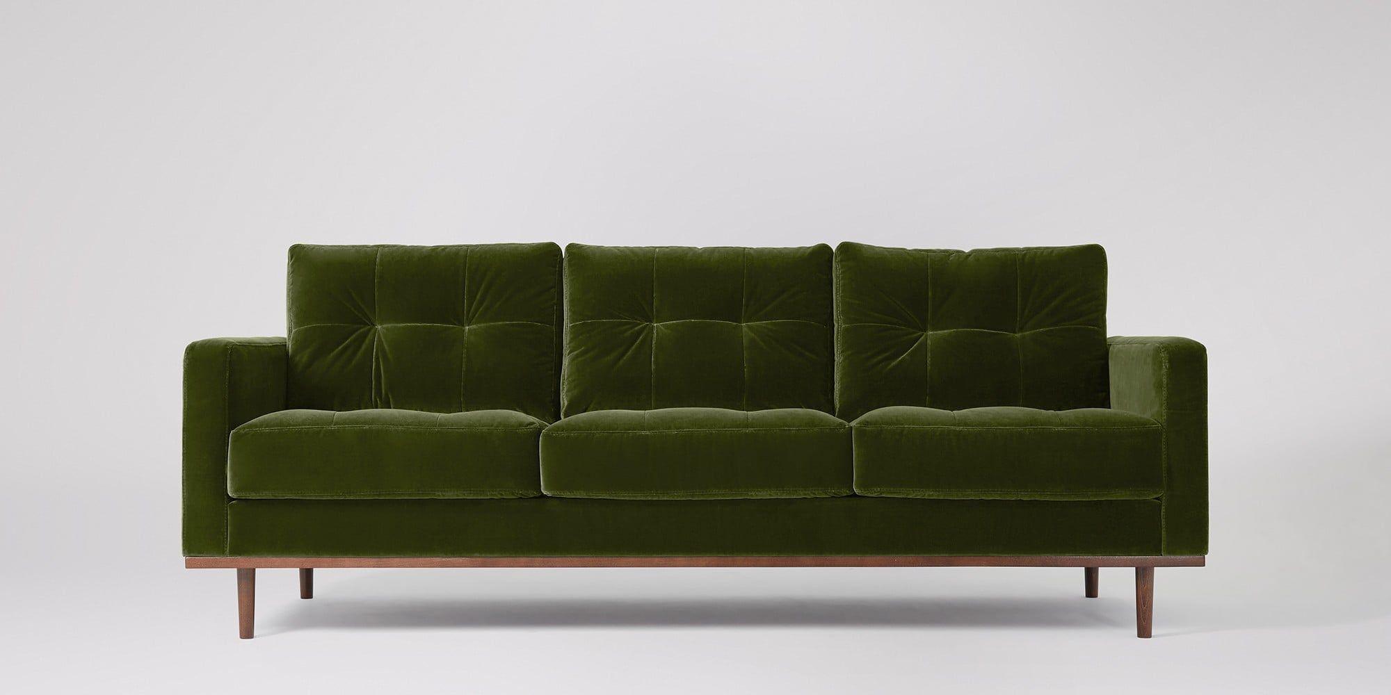 Berlin three seater sofa berlin parisarafo Choice Image