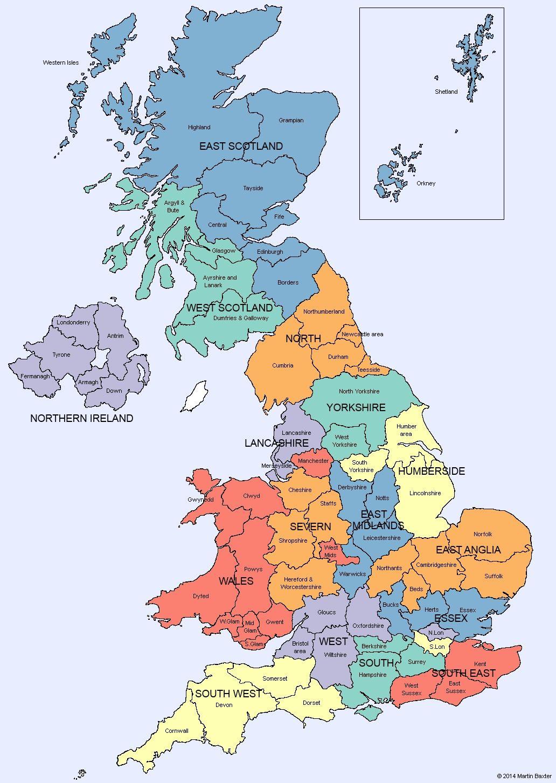 All Things Scottish Scotland Map Scotland Vacation Scotland