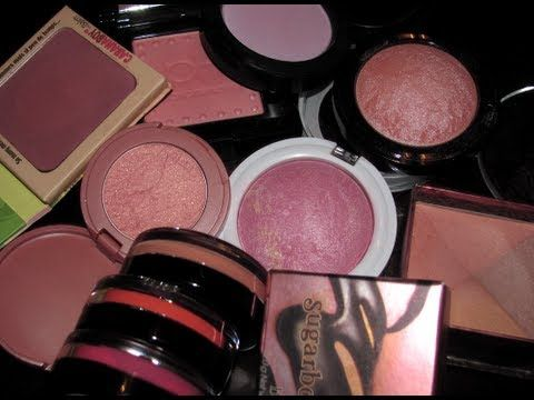 Favorite Blushes 2012 & Revlon Cream Blush review