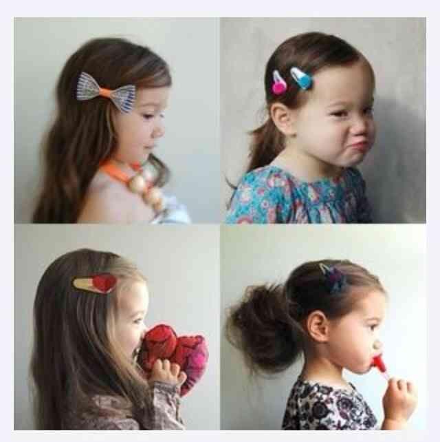 子供髪型 アレンジ 簡単 Google Search 画像あり 子供髪型
