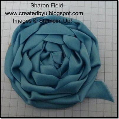 ribbon rosette tutorial