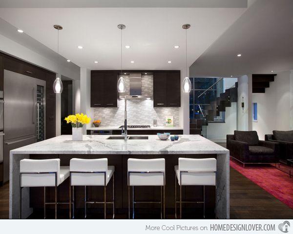 15 Distinct Kitchen Island Lighting Ideas
