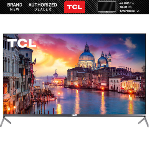 Tcl 55r625 55 6 Series 4k Qled Uhd Hdr Roku Smart Tv 2019 Model Ebay In 2020 Smart Tv Home Theater Sound Bar Home Theatre Sound