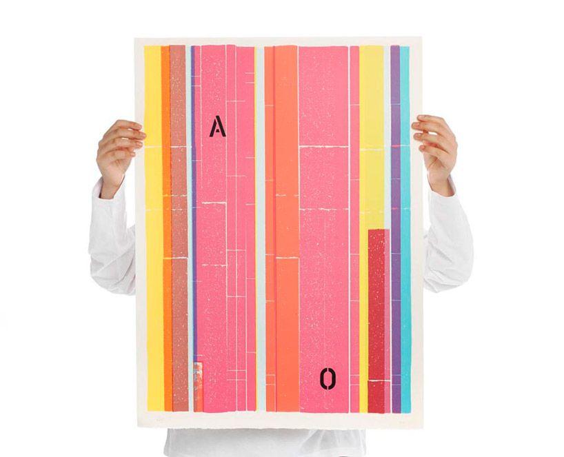 Antonio ole poster by r2 design design pinterest typography