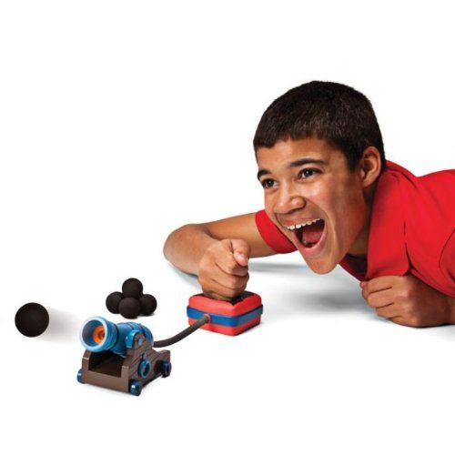 18% Off was $14.99, now is $12.27! Hog Wild Toys Cannon Ball Shooter