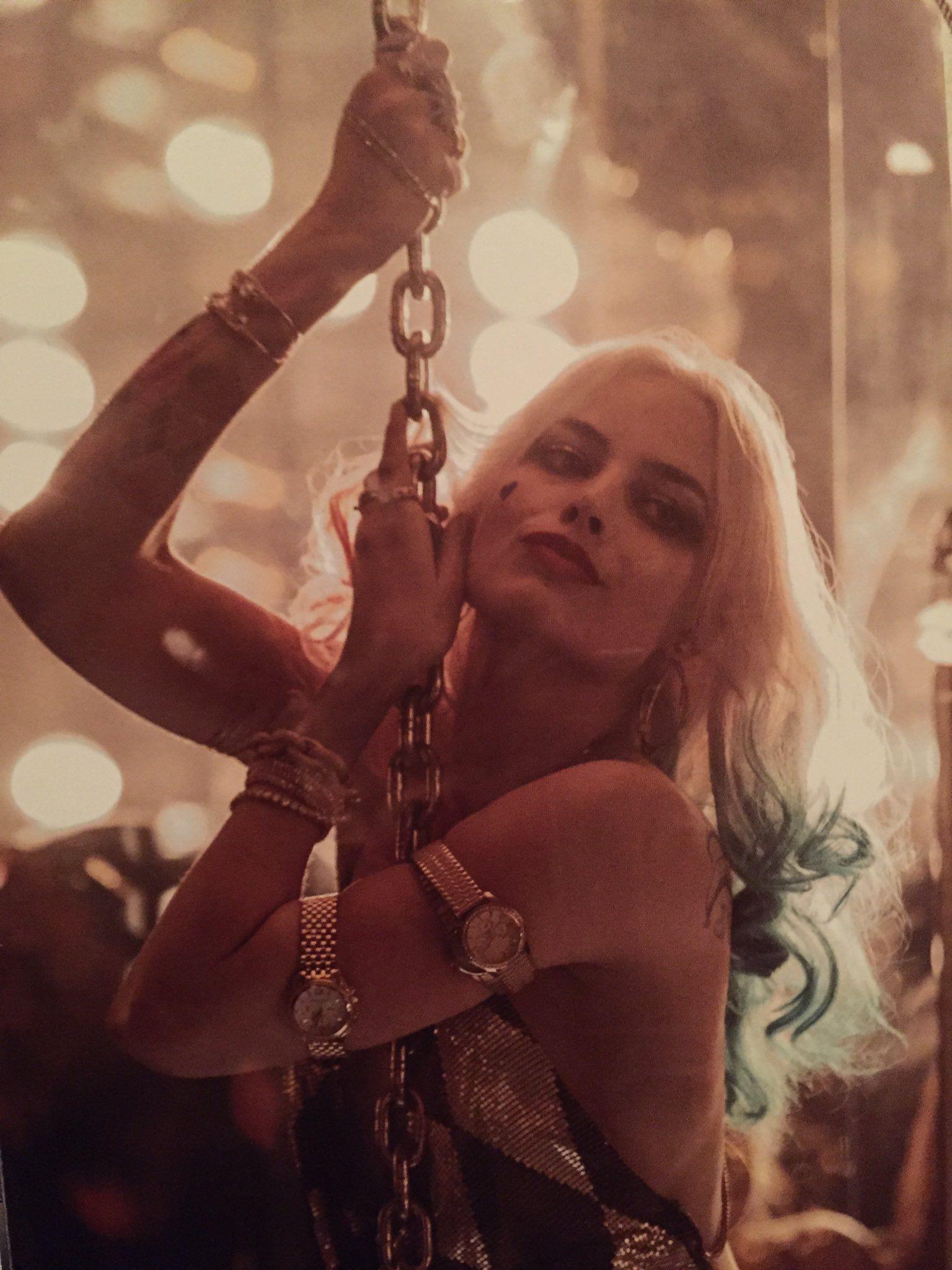 Harley quinn / suicide squad / night-club ️   Harley Quinn ...