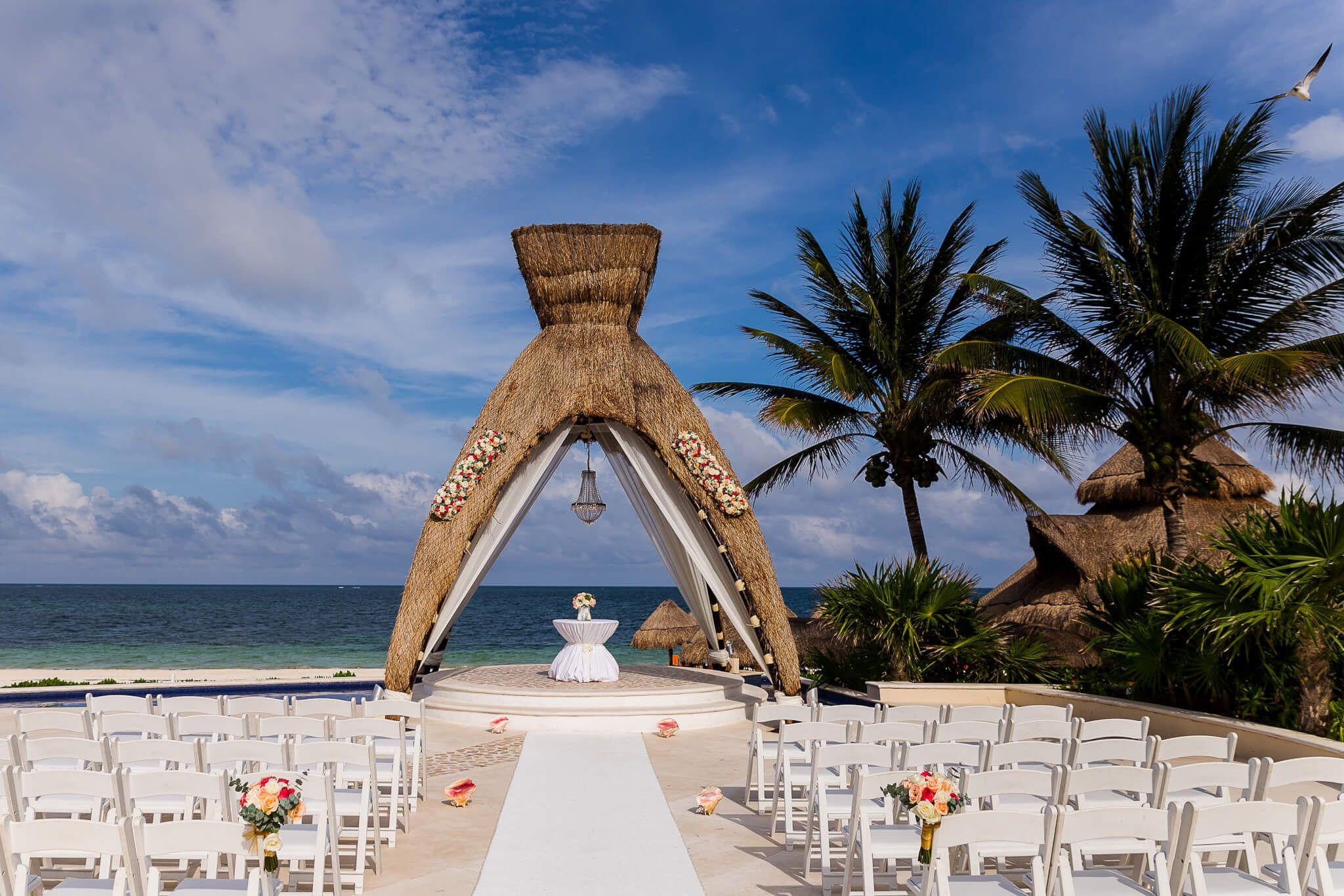 Houston Planned Riviera Maya Destination Wedding Wedding