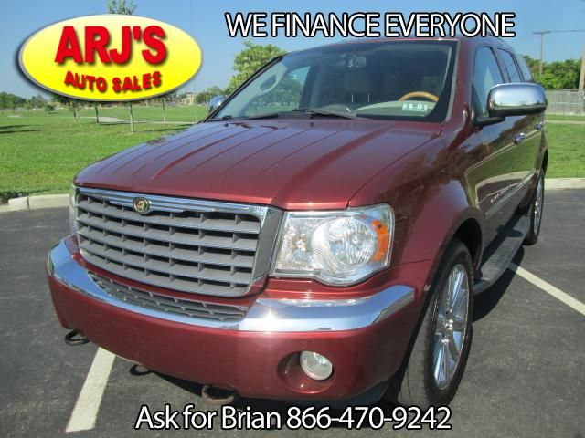 2007 Chrysler Aspen Limited With Navigation Satellite Radio