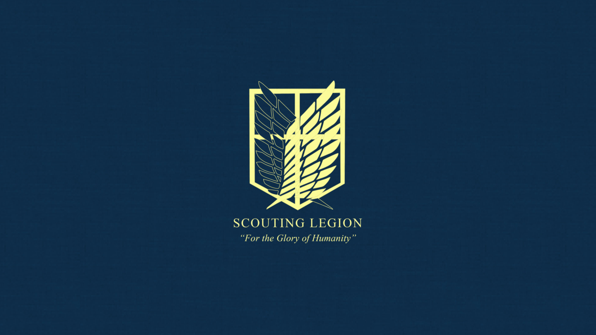 Attack On Titan Scouting Legion Wallpaper By Imxset21 On Deviantart Attack On Titan Attack On Titan Anime Titans