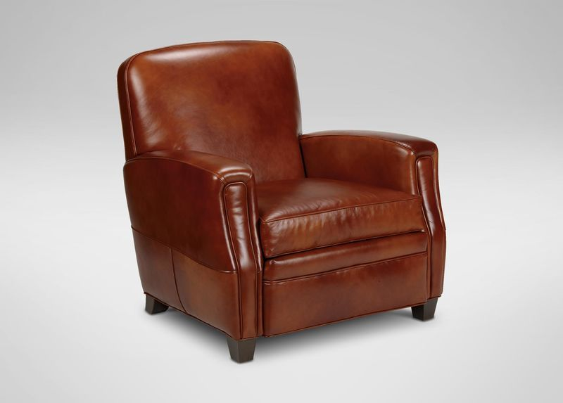 Ethan Allen Leather Chair Chairs For The Bedroom Dean In 2019 Living Room