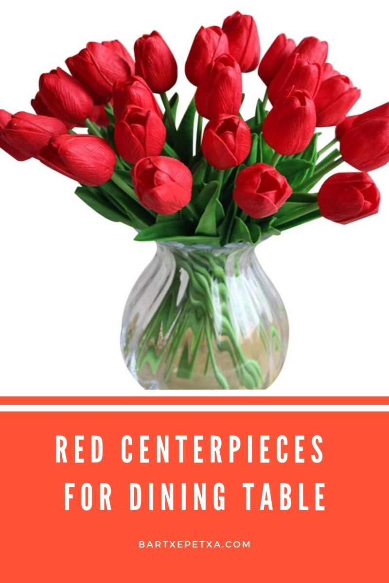 Red Centerpieces For Dining Table Dining Table Centerpiece Dining Table Candle Centerpiece Dining Table