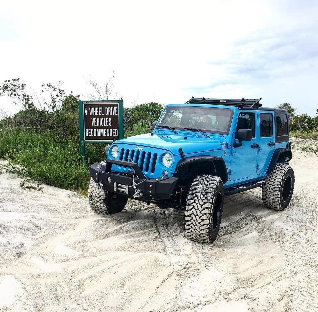 Beach Vibes Dream Cars Jeep Blue Jeep Wrangler Blue Jeep