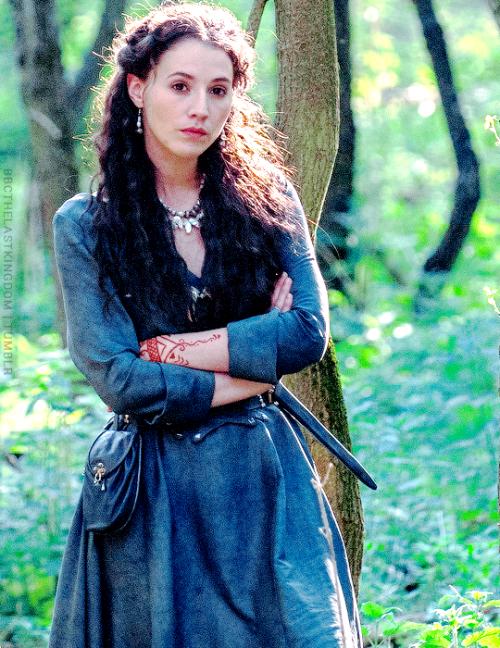 Charlie murphy actress the last kingdom