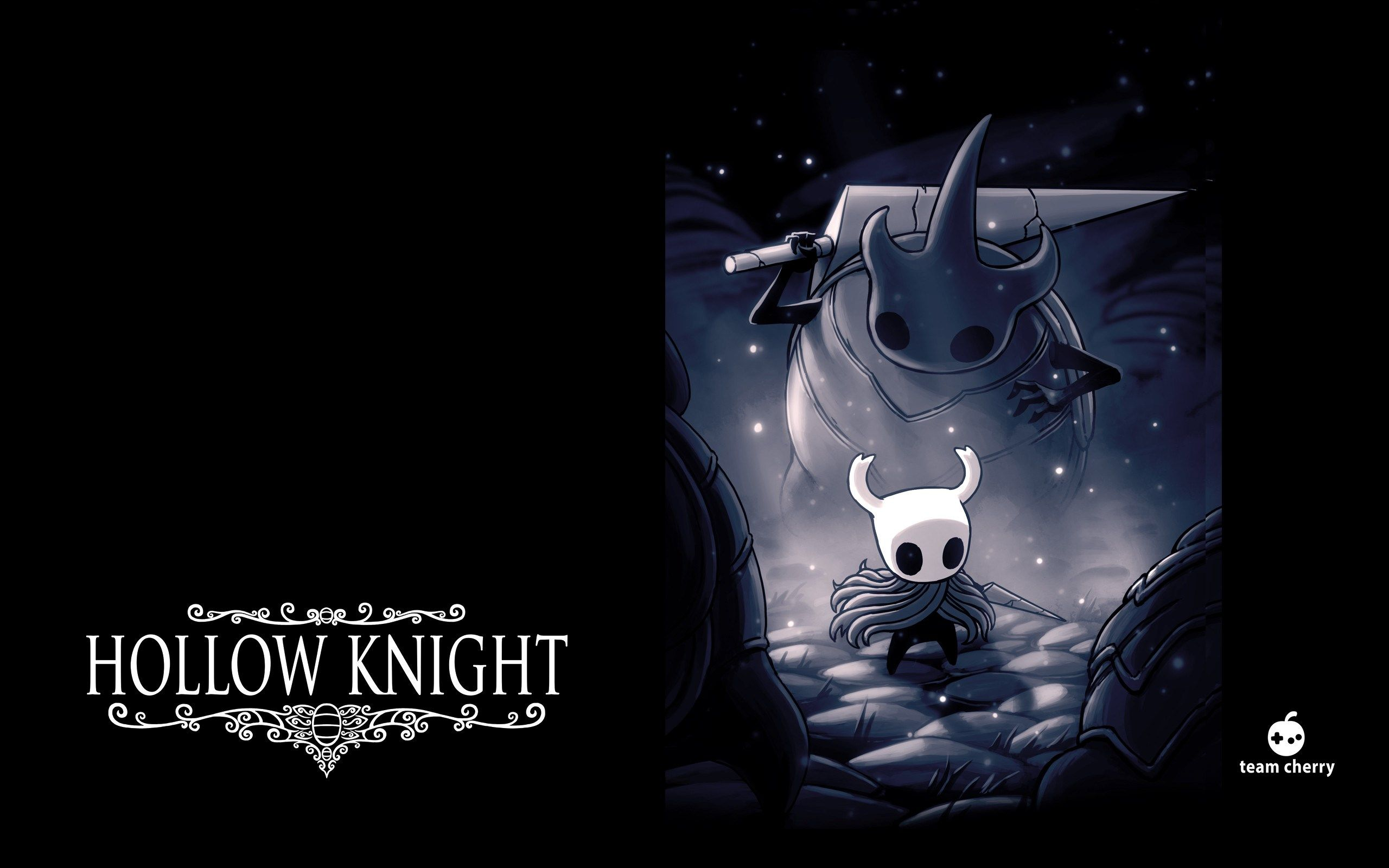 Hollow Knight Image Wall Pic 2560x1600