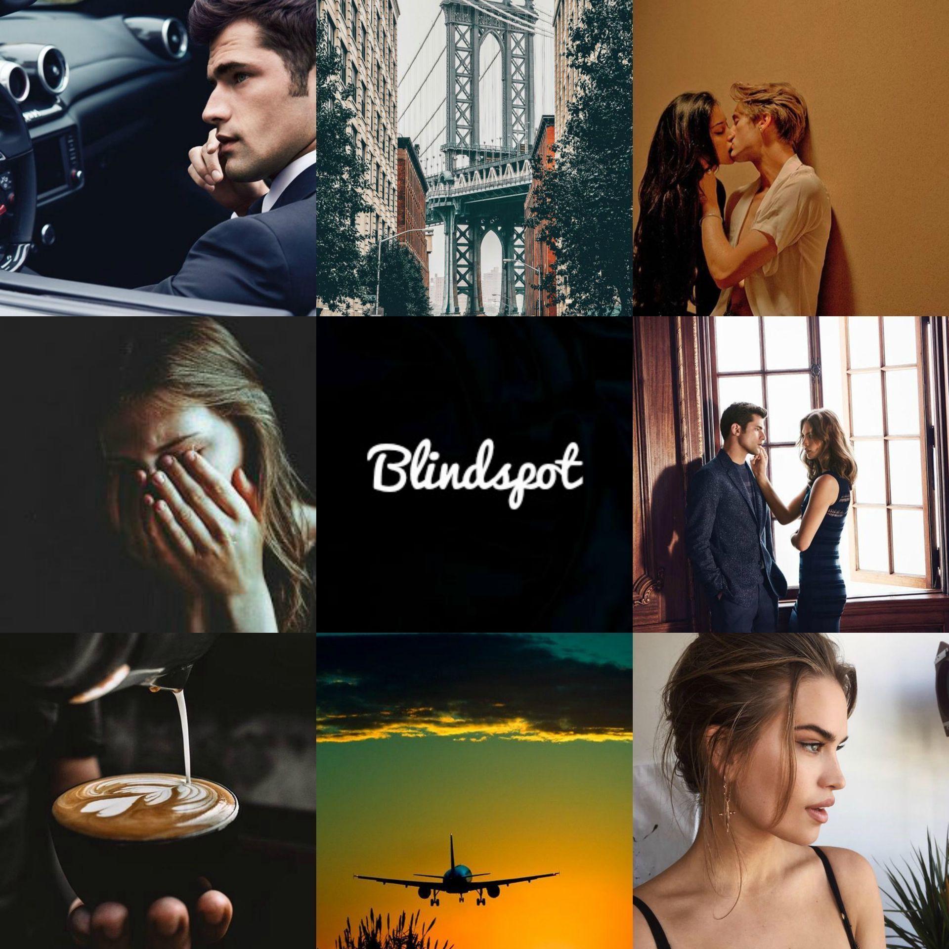 Blind Spot Character Romance The Twenties