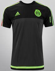 Jersey Adidas Selección de México Training  7a11e5b6159ca