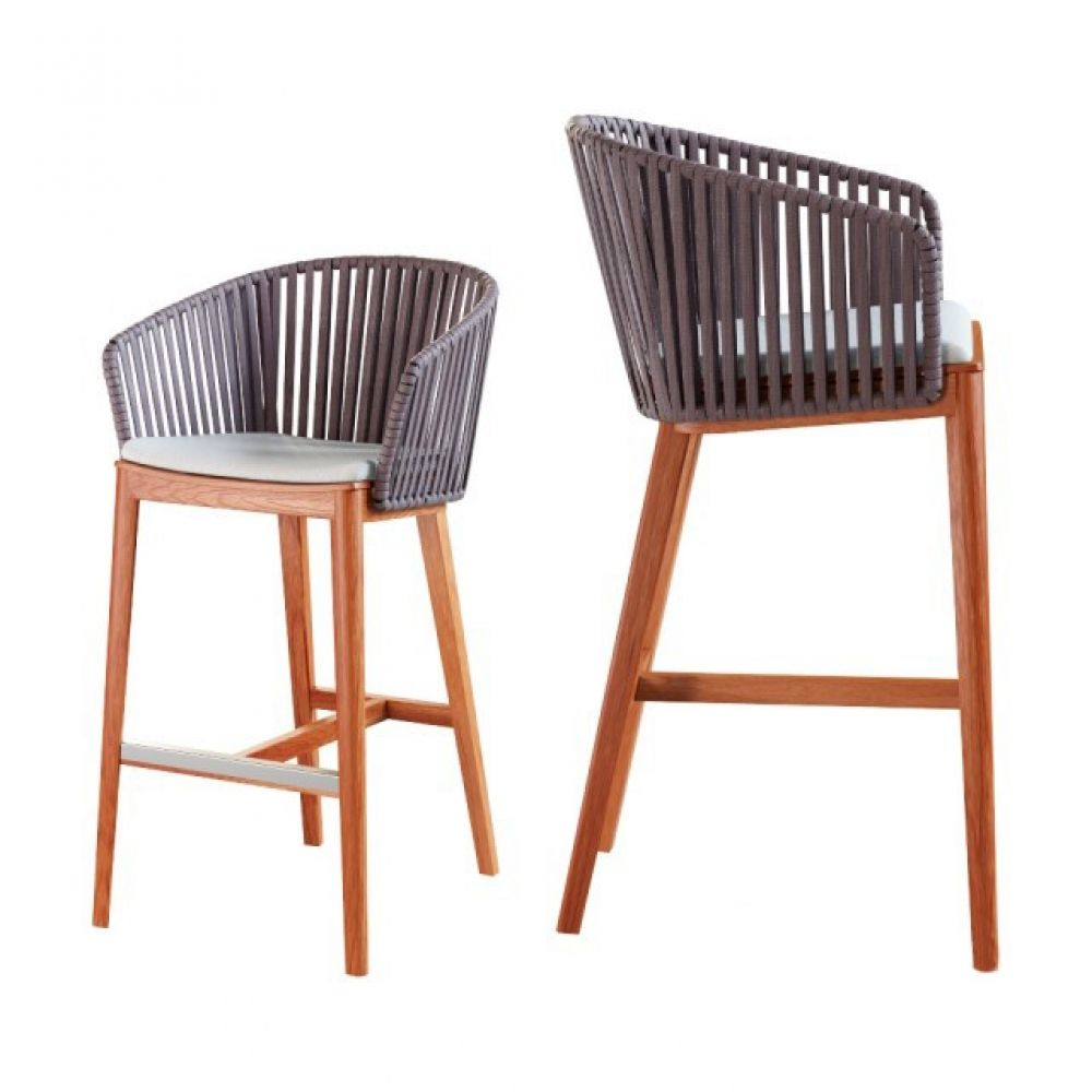 Tribu Mood Sedia Alta Barstool 3d Model Bar Stools Chair