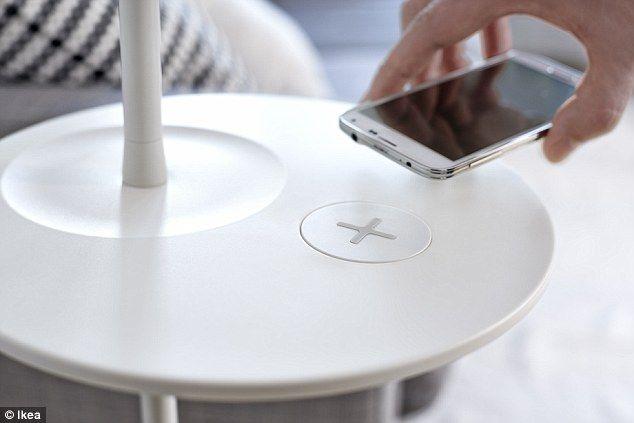 Încărcare wireless de la IKEA http://stiritech.ro/incarcare-wireless-de-la-ikea/