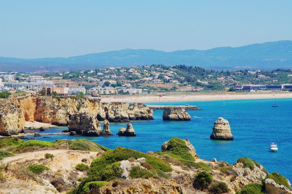 La Paradisiaca Praia Do Camilo En El Algarve Algarve Vacaciones En Europa Lugares Para Visitar