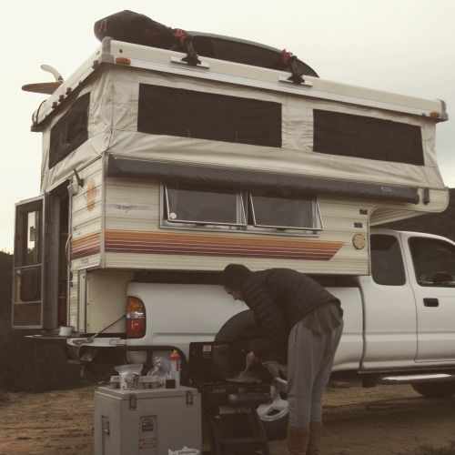 Djmase The Pop Up Truck Camper Is For Sale It Doesnt Fit The New Truck See Ventura Ca Craigslist For Details Truck Camper Pop Up Truck Campers Camper