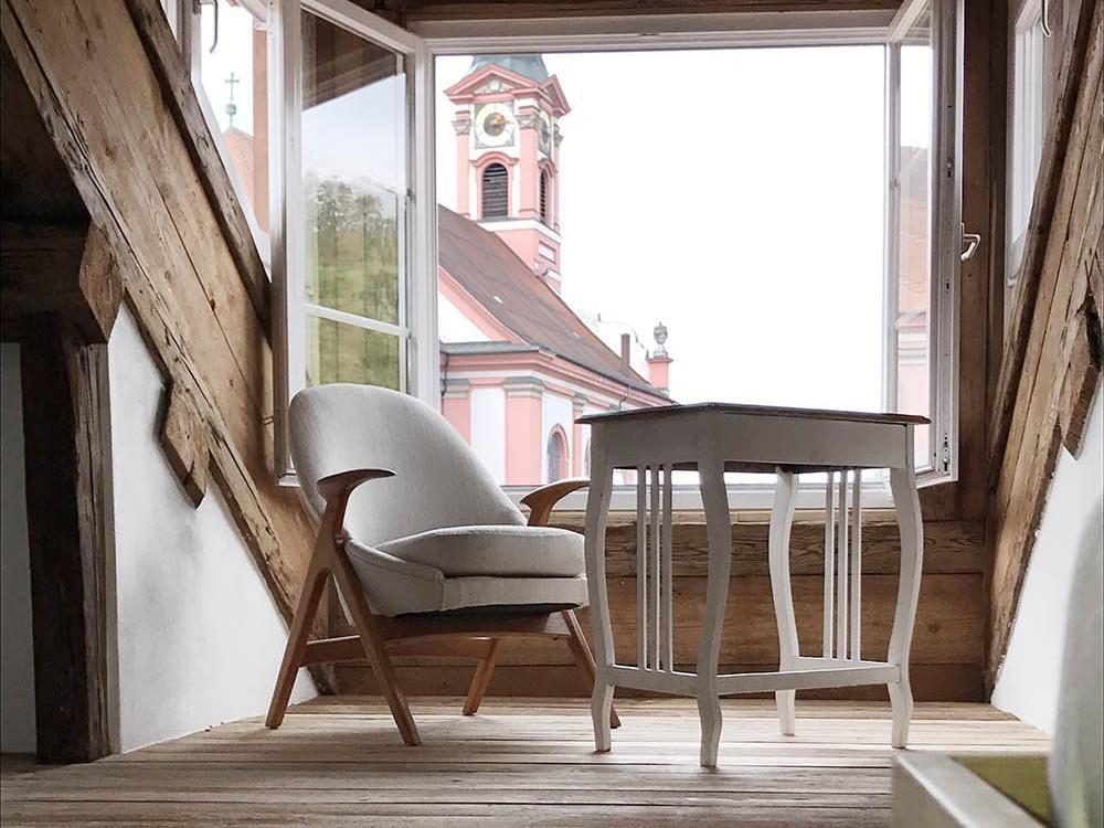 DAS HORNSTEINER Cafe und Hotel in der Altstadt Passau