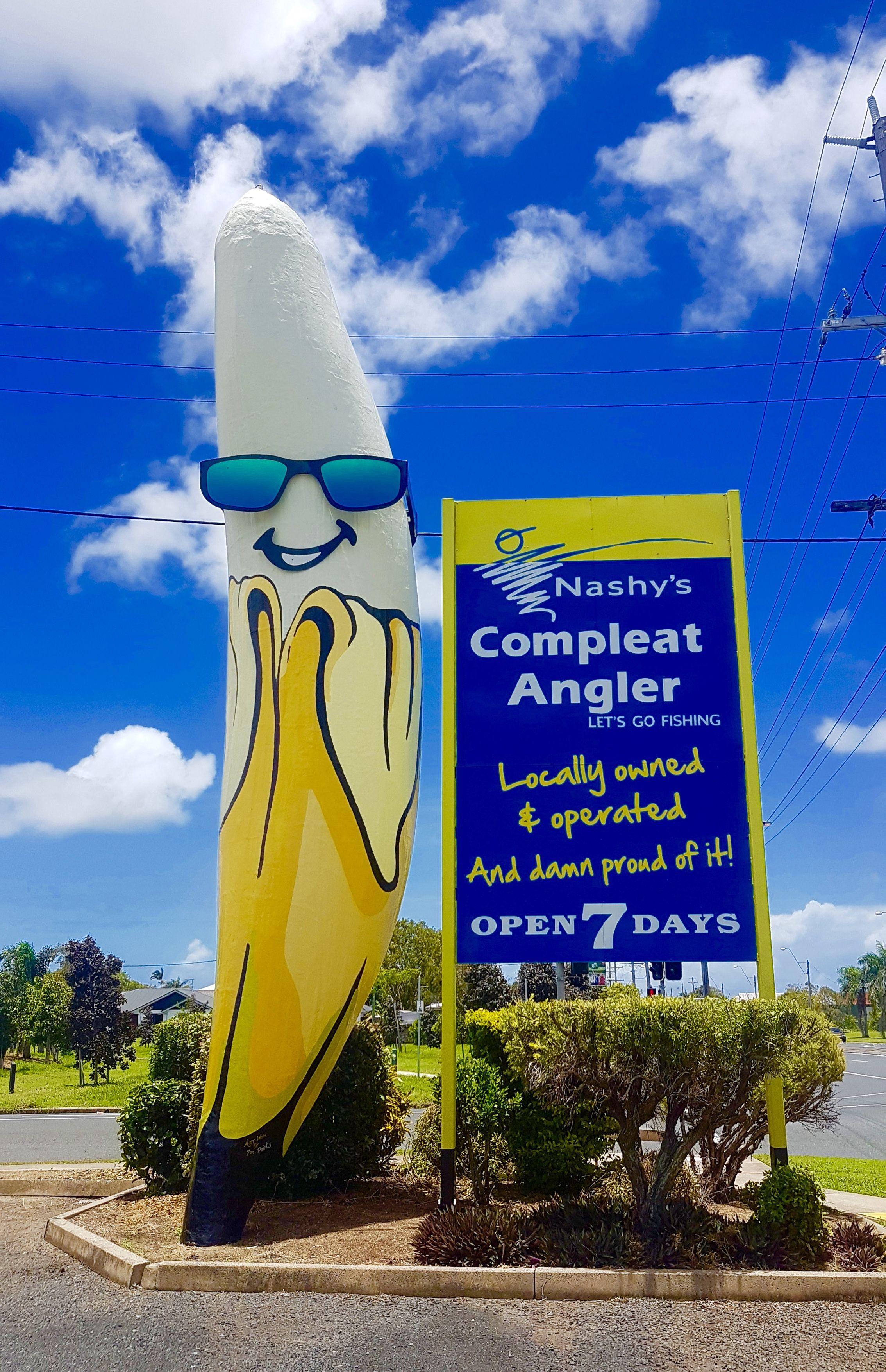 Big Banana Mackay Qld Australia Aussie Australia Australia Vacation