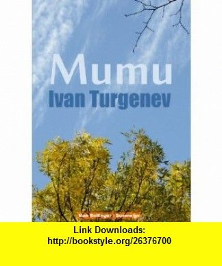 Mumu (Audio Book Edition) (English and Russian Edition