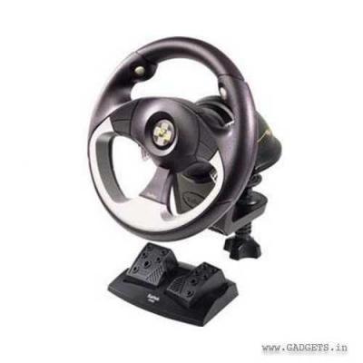 Driver for SAITEK Wheels R100 USB