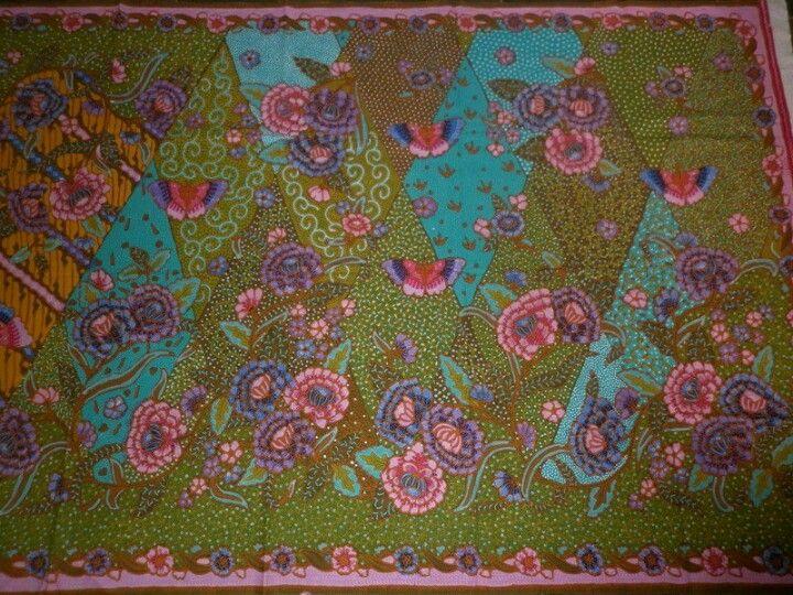 Pin On Batik Beauty