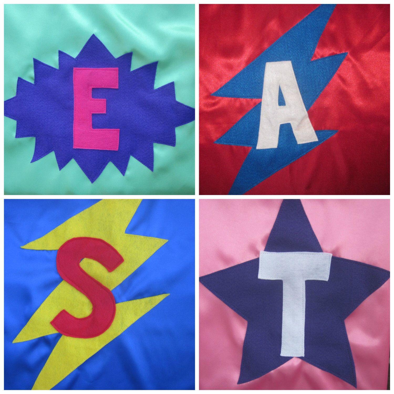 Personalized Superhero Kids Cape ,Superhero Costume, Party Favor, Birthday Gift,