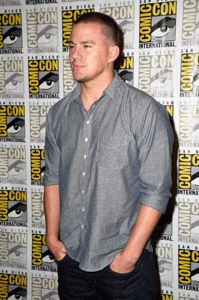 Channing Tatum - 20th Century Fox Press Line - Comic-Con International 2014