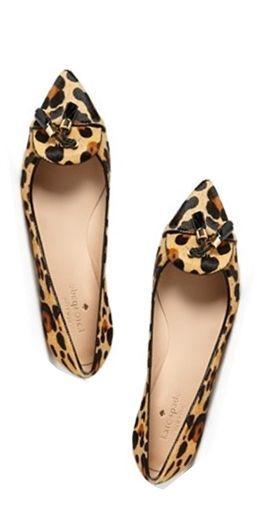 leopard print flats #katespade, #OakridgeStyleHeist, @Sherry S Slimmer @Oakridge Centre
