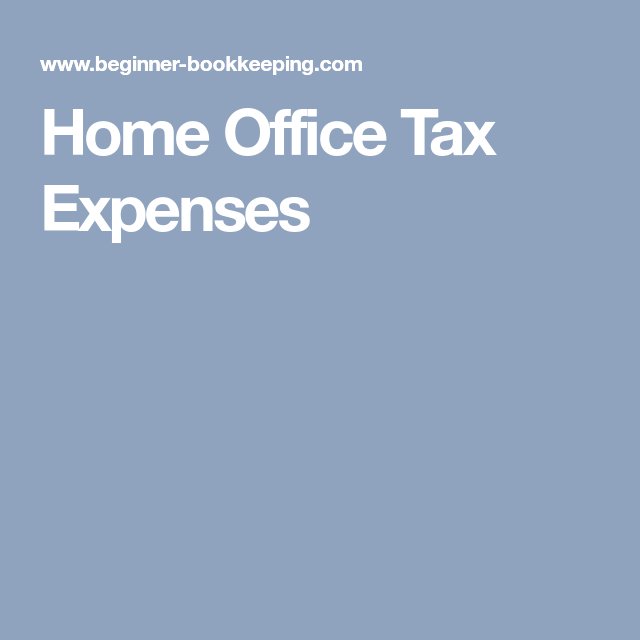 Home Office Expense Costs That Reduce Your Taxes