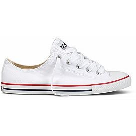 Biale Conversy Krotkie Converse Dainty Casual Shoes Women Boot Shoes Women