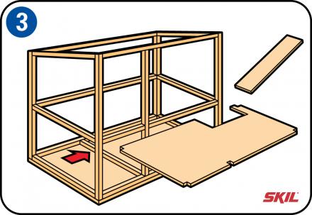 Bauen Sie Ihren Eigenen Kaninchenstall Oder Ein Freigehege