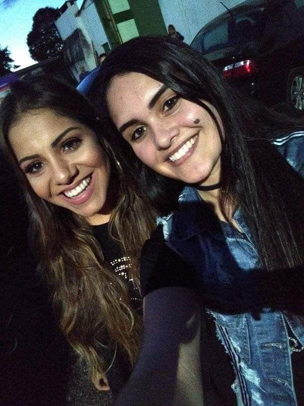 Gabriela Rocha e Kathleen Bertelli