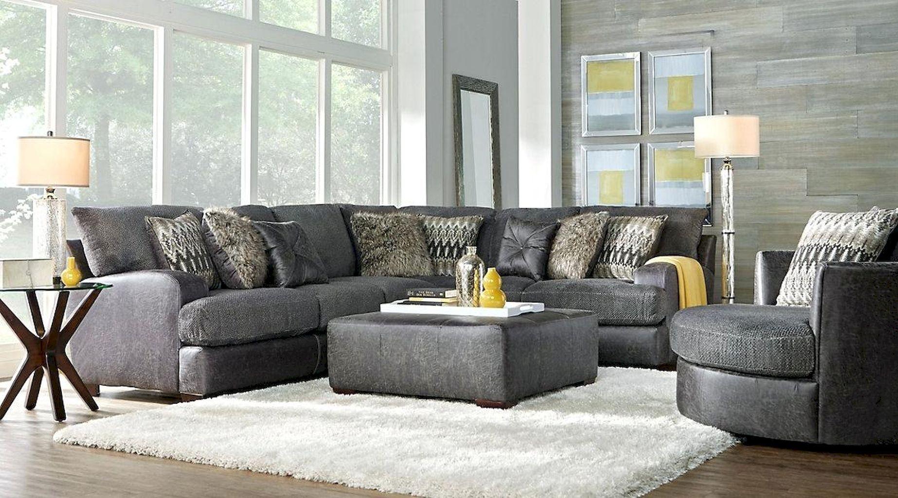 70 Light & Grey Living Room Colous Scheme Decor Ideas ...