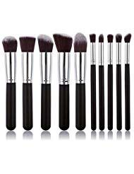 Photo of SANDIN Solid Color Makeup Brushes Eyeshadow Brushes Facial Makeup Brush Set …